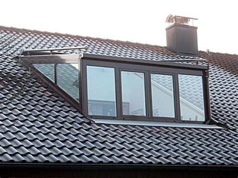 fensterbrett dachfenster hvm metallbau dachgaube wintergarten dach