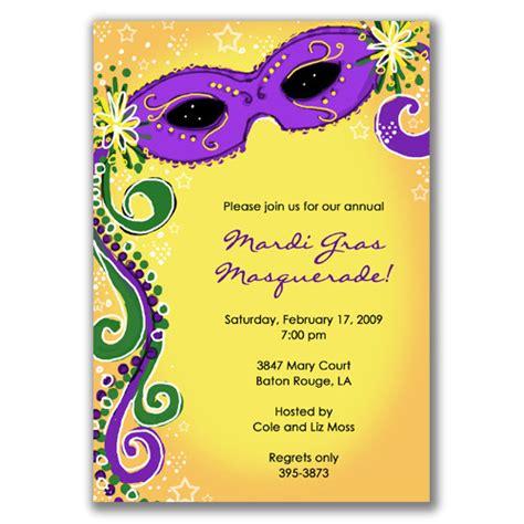 mardi gras invitation mardi gras pinterest mardi