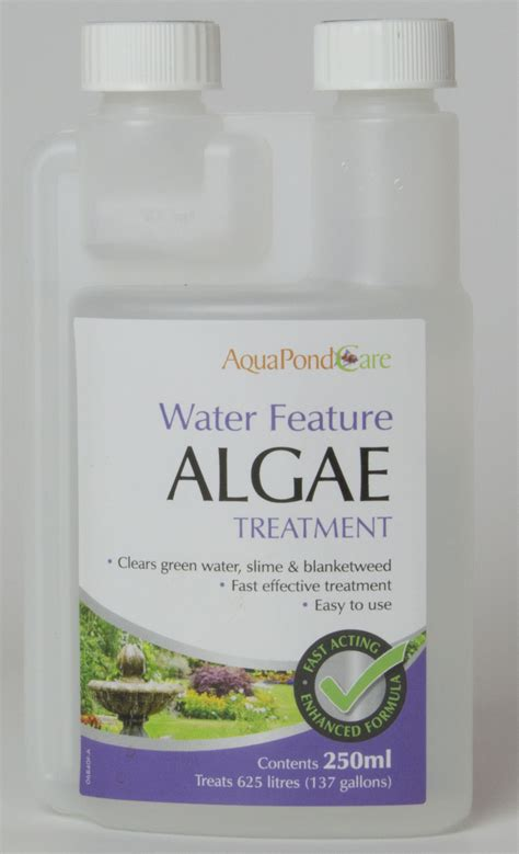 aquapond care water feature algae treatment maidenhead