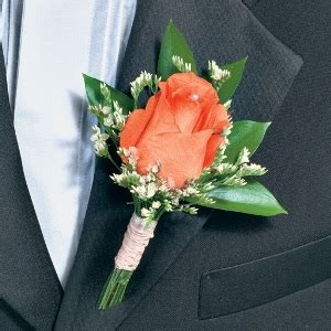 boutonnieres and corsages classic boutonniere and corsage wedding package