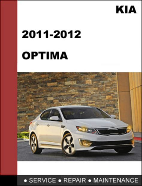 manual repair free 2002 kia optima seat position control service manual service and repair manuals 2012 kia optima lane departure warning service