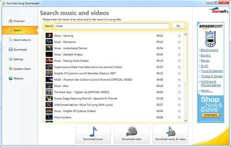 download mp3 music from youtube videos navtechno youtube music downloader