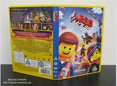 The Lego Movie DVD Review - ET Speaks From Home Lego Movie 2014 Dvd