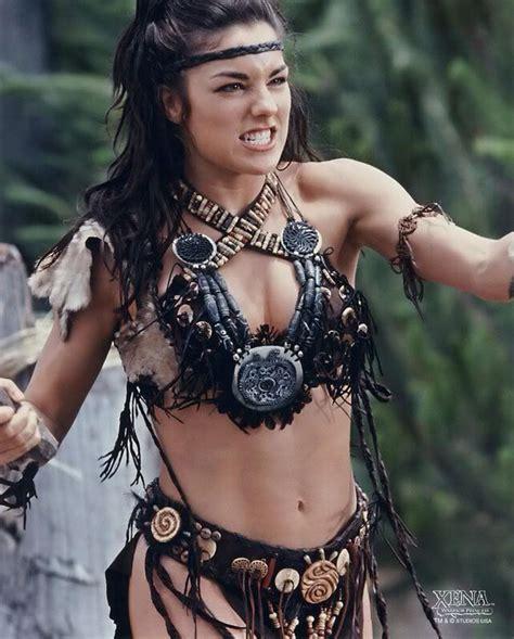lucy lawless martial arts tsianina joelson varia in 2018 xena warrior princess