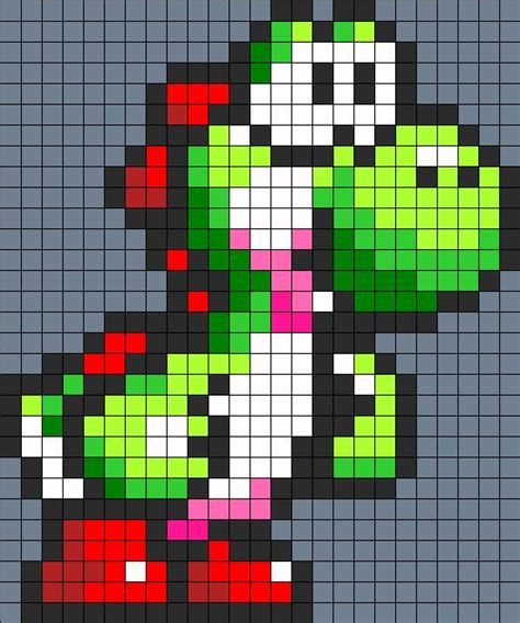 pixel character 6 yoshi by meowmixkitty on deviantart 25 best ideas about yoshi pixel art on pinterest art