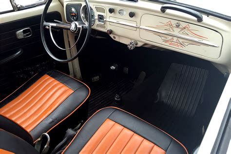 Vw Beetle Custom Interior by 1967 Volkswagen Beetle Custom Sedan 196158