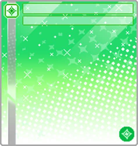 llsif card template trainer card templates pok 233 charms