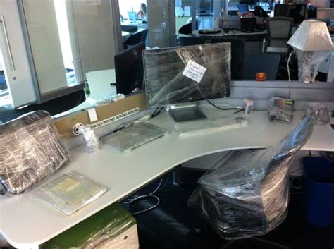 office desk pranks 31 of the best office pranks practical jokes to pull on