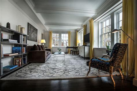 mark hotel nycs meeting room high    residential feel