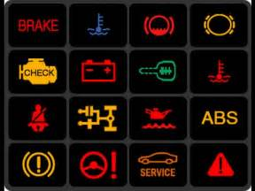 Brake System Warning Light Na Polski