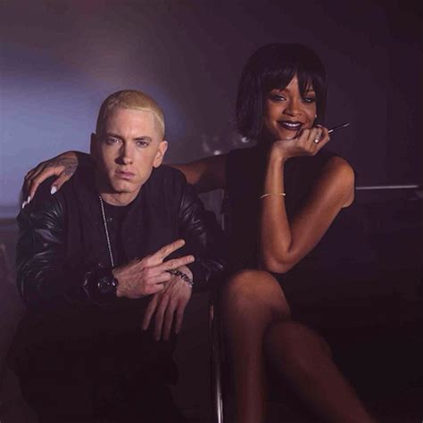 movie featuring eminem on the sets eminem the monster feat rihanna