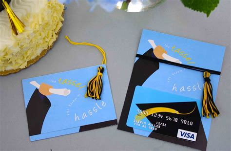 Graduation Gift Card Holder Template - free printable graduation gift card tassel worth the hassle