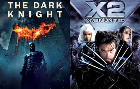 film fiksi terkeren the dark night hingga x2 dicap film superhero terkeren