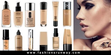 best kind of foundation best foundation for oily skin 2016 life style by