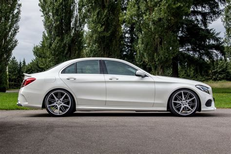 amg c class mercedes carlsson s take on new mercedes c class amg sport