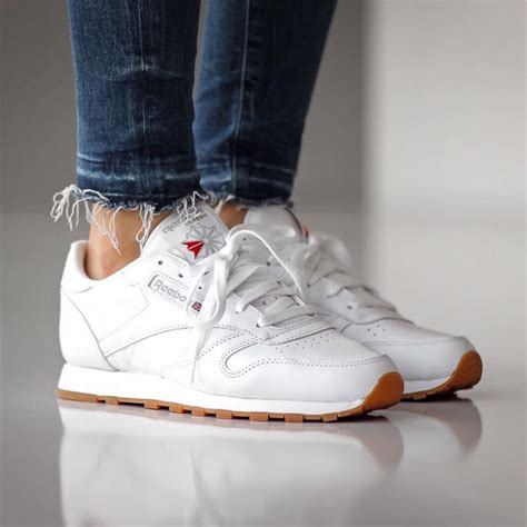 classic clothes and shoes for sneakers femme reebok classic leather 169 slktn kicks