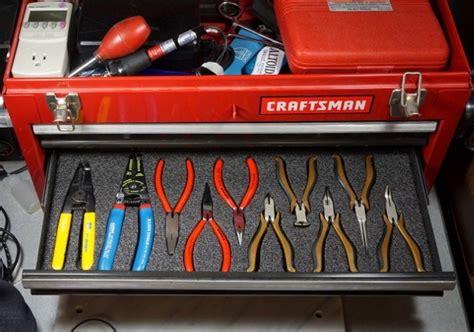 hands organize tool drawers fastcap kaizen foam