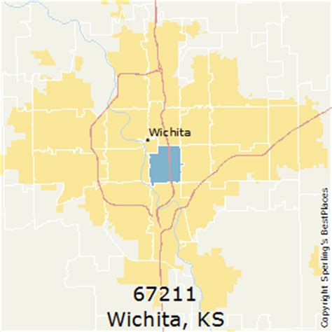 section 37 wichita ks best places to live in wichita zip 67211 kansas