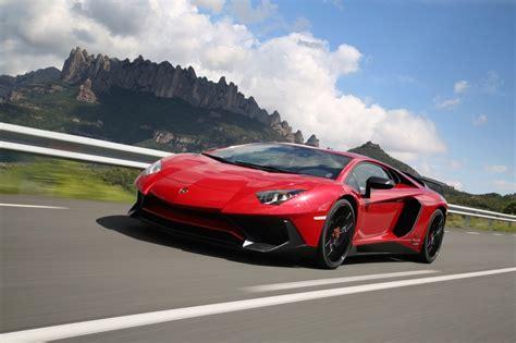 Lamborghini Aventador 2016 2016 Lamborghini Aventador Superveloce Drive