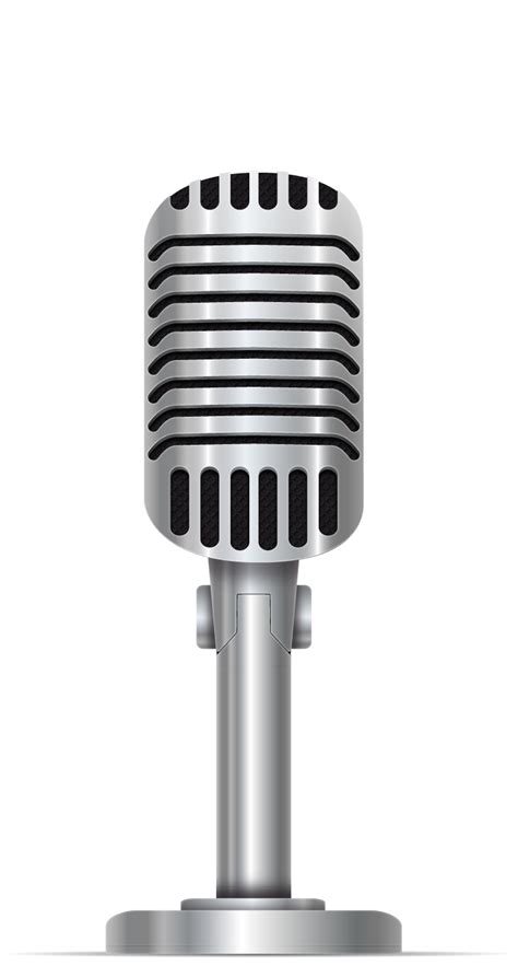 microphone clipart microphone png transparent free images png only