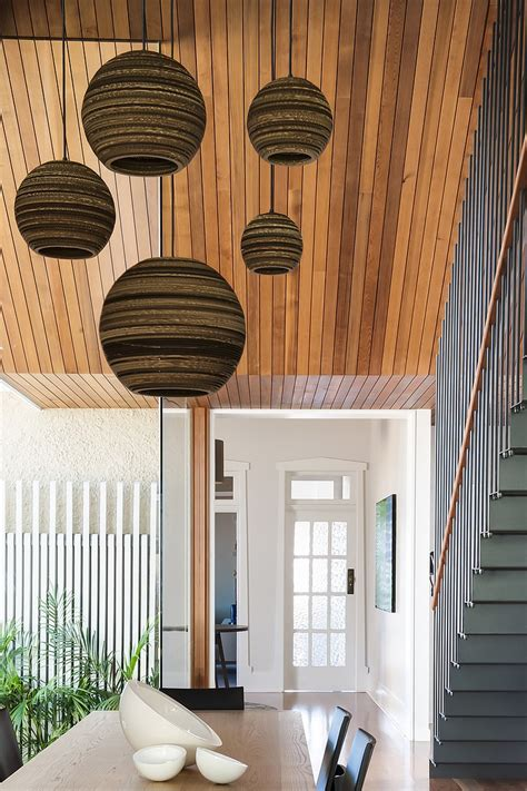 Christmas Decorations For Outside Your House - chic sydney house extends its living area with a cool glass roofed pergola