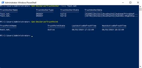 windows deploy  configure dnssec petenetlive