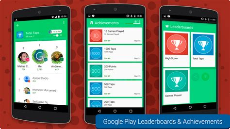 download templates for android studio fast tap admob leaderboards iap 10798285
