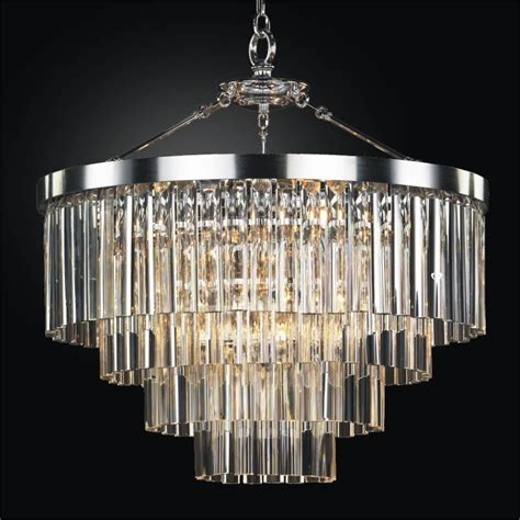 Contemporary Lighting Chandeliers Contemporary Pendant Chandelier With Optic Wind Chime 613 Glow 174 Lighting