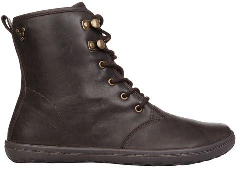 top of the l gobi hi top l leather dk brown