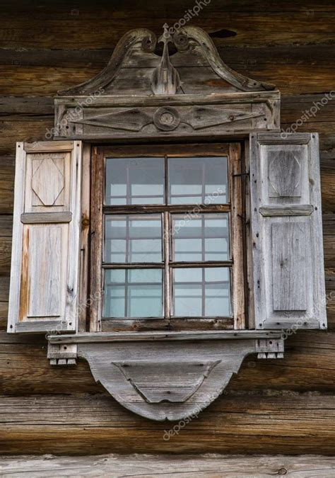 windows for old houses wooden windows in old houses in the russian north beautiful frames woodcarving