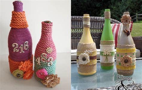 Pot Vas Bunga Handmade 05 the 15 coolest decor ideas using ordinary bottles