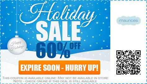 maurices outlet printable coupons 50 off maurices coupons promo codes free shipping for