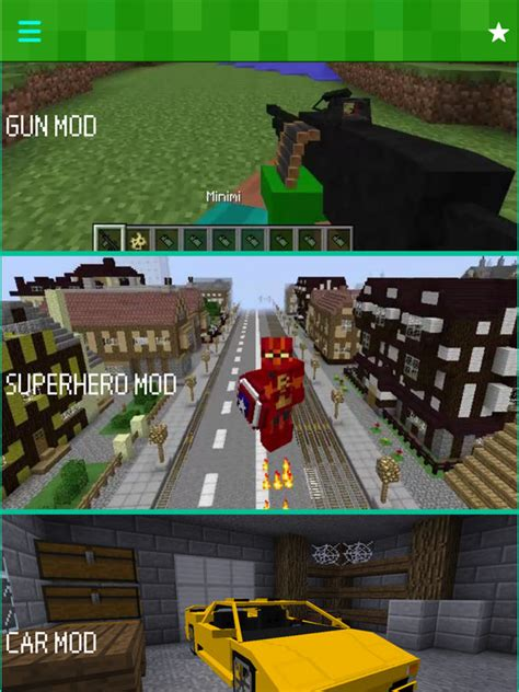 mod game ios 7 dog gun fnaf car hero mod guide for minecraft pc best