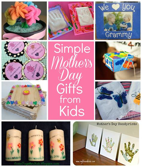 ideas for mothers day simple mother s day gift ideas for grandma flower pot