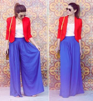troy tashaz blog colour concept orange and blue outfits troy tashaz blog color blocking trend combination concept
