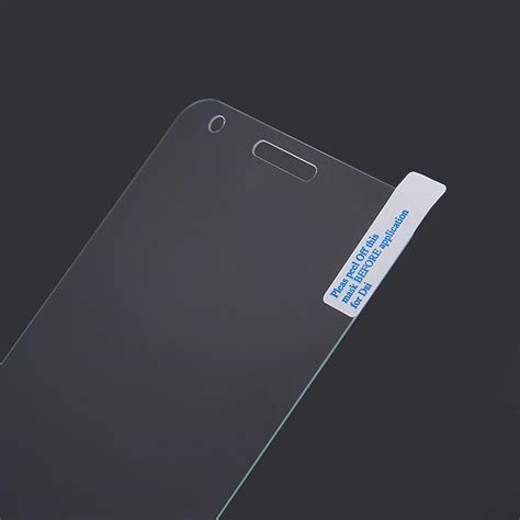 Delcell Nano Glass Meizu Mx4 Pro makibes toughened glass 0 33mm screen protector for meizu mx4 pro