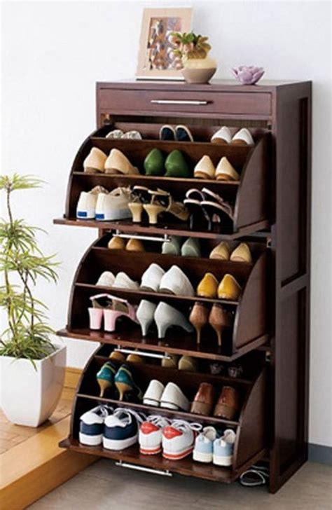 easy shoe rack design ideas  shoe storage cabinet