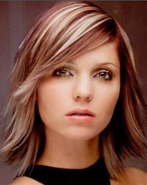 shoulder length hairs cuts 2015 flip styled 80 brightest medium layered haircuts to light you up