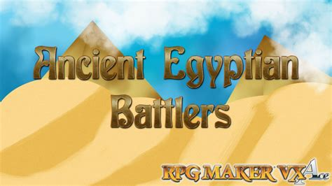 rpg maker vx ace egyptian myth battlers on steam rpg maker vx ace egyptian myth battlers on steam