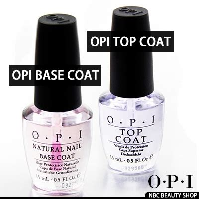 best matte top coat nail qoo10 opi top coat base coat matte nail