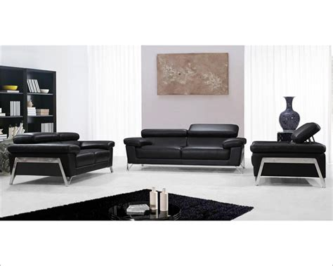 real leather sofa set modern genuine leather sofa set 44l5945