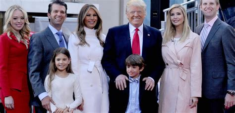 donald trump kids meet donald trump s family melania donald jr ivanka
