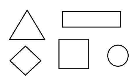 figuras geometricas quadrado professora bel recortes