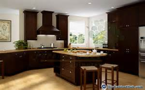 Espresso Kitchen Cabinets assembled kitchen cabinets espresso pepper shaker rta cabinet hub