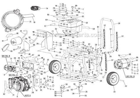 ridgid generator wiring diagram ridgid free engine image
