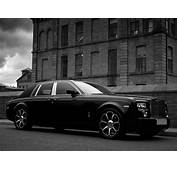 Rolls Royce Phantom  Kahn Design Packages Alloy Wheels