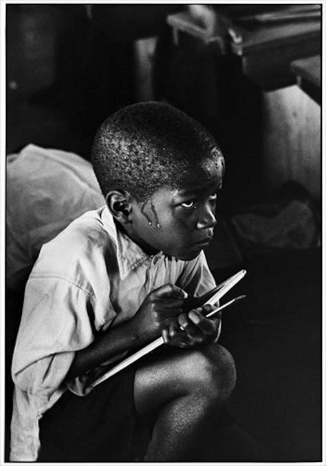 Photographer And Education by Ernest Cole Lynette Ntuli