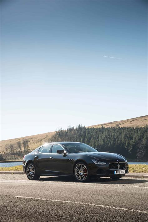 Maserati Ghibli Comparison by The Ultimate Review Of The Maserati Ghibli S Features