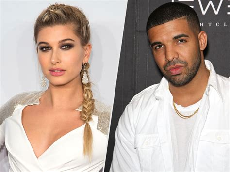drake dating drake and hailey baldwin are dating super casually says