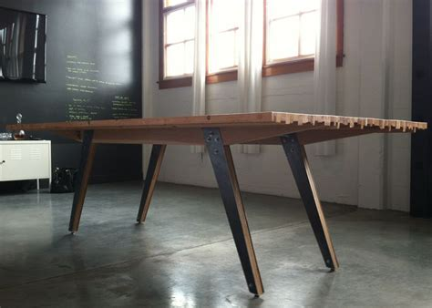 Diy Conference Table 18 Best Images About Ping Pong Dinning Table Diy On Pinterest House Tours Ash And Plays